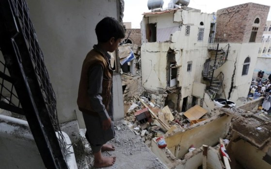 Food aid for Houthi-controlled Yemen to be halved as Covid-19 strikes