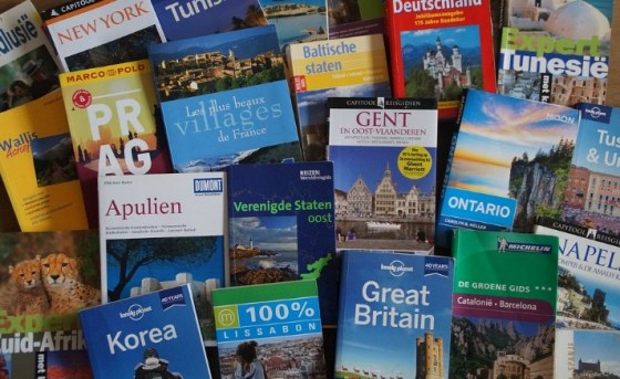 Are guidebooks a dying format?