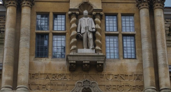 Cecil Rhodes statue to be taken down by Oxford University