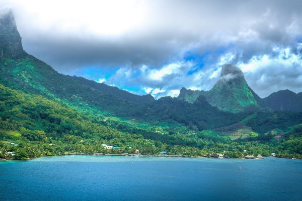 DNA suggests that people from America had a role in populating the Pacific islands