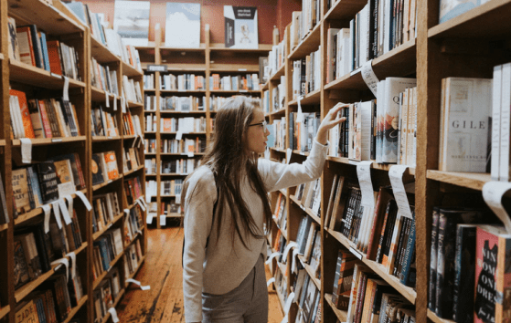 """""""Knowledge is the gift that will keep on giving"""": why books make good gifts"""