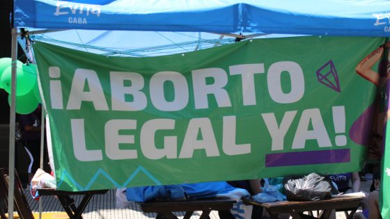 Abortion legalised in Argentina