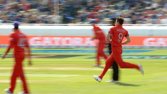 He excels with Three Lions on his shirt, but should there be a GOAT next to James Anderson's name?