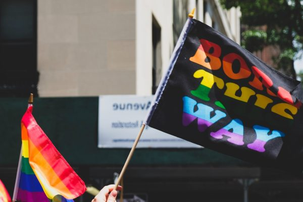 Leading U.K. journalists Lucy Knight and Helen Meriel Thomas discuss LGBTQ+ visibility in the British media
