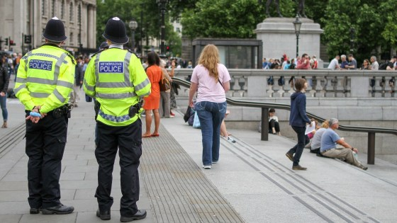 The Police: A 'service' or a force?