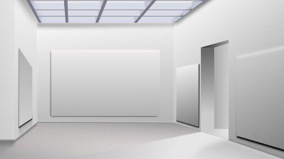 Galleries in lockdown: visiting virtual exhibits