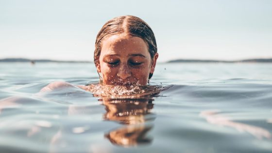 The Age of Wild Swimming