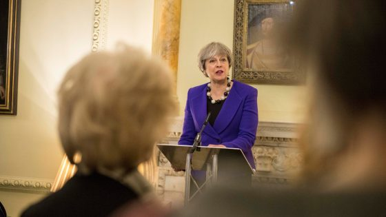 """Amie Maria Marie's 'The play about Theresa May': """"She showed no remorse"""""""