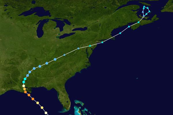 Hurricane Ida Brings Devastation to America's East Coast