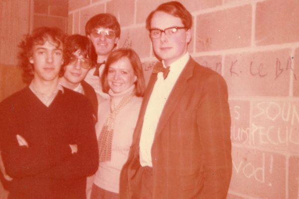 Interview: Paul Hayes on his new radio documentary about the original UEA Television station, Nexus: Norfolk's Forgotten TV Station