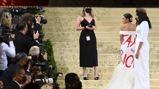 The Messages of the 2021 Met Gala