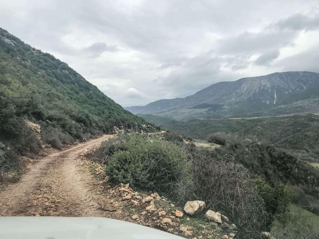 Albania Road Trip - Kruja Tirana