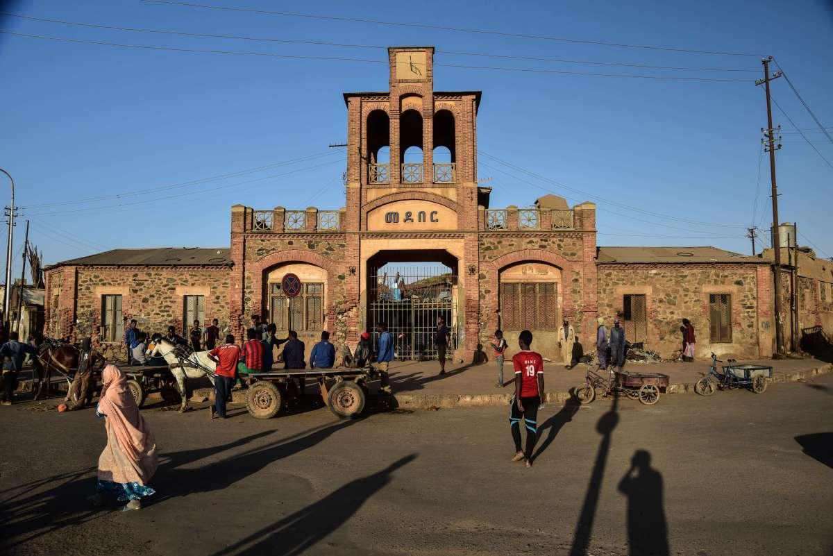 asmara architecture a modernist marvel in eritrea africa