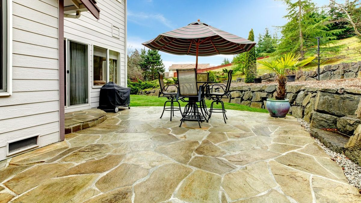 residential concrete overlays