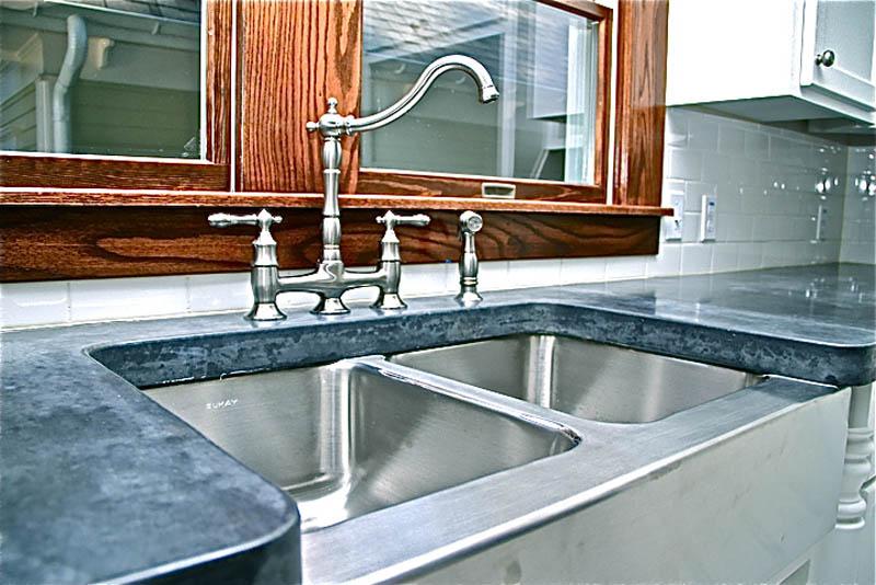 concrete kitchen countertops by