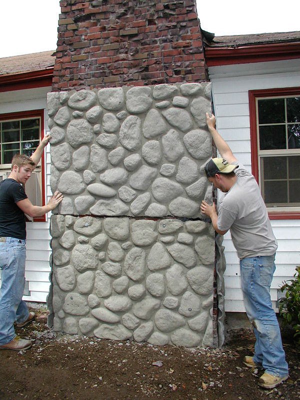 Large Outdoor Decorative Rocks
