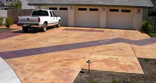 Valspar Solid Color Concrete Stain