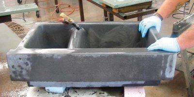 preparing your concrete countertops for