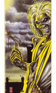 Zero Iron Maiden Killers Deck
