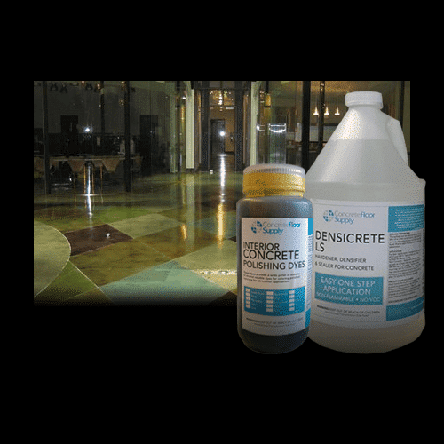 concrete polishing products