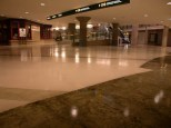 Airport Concrete Floor