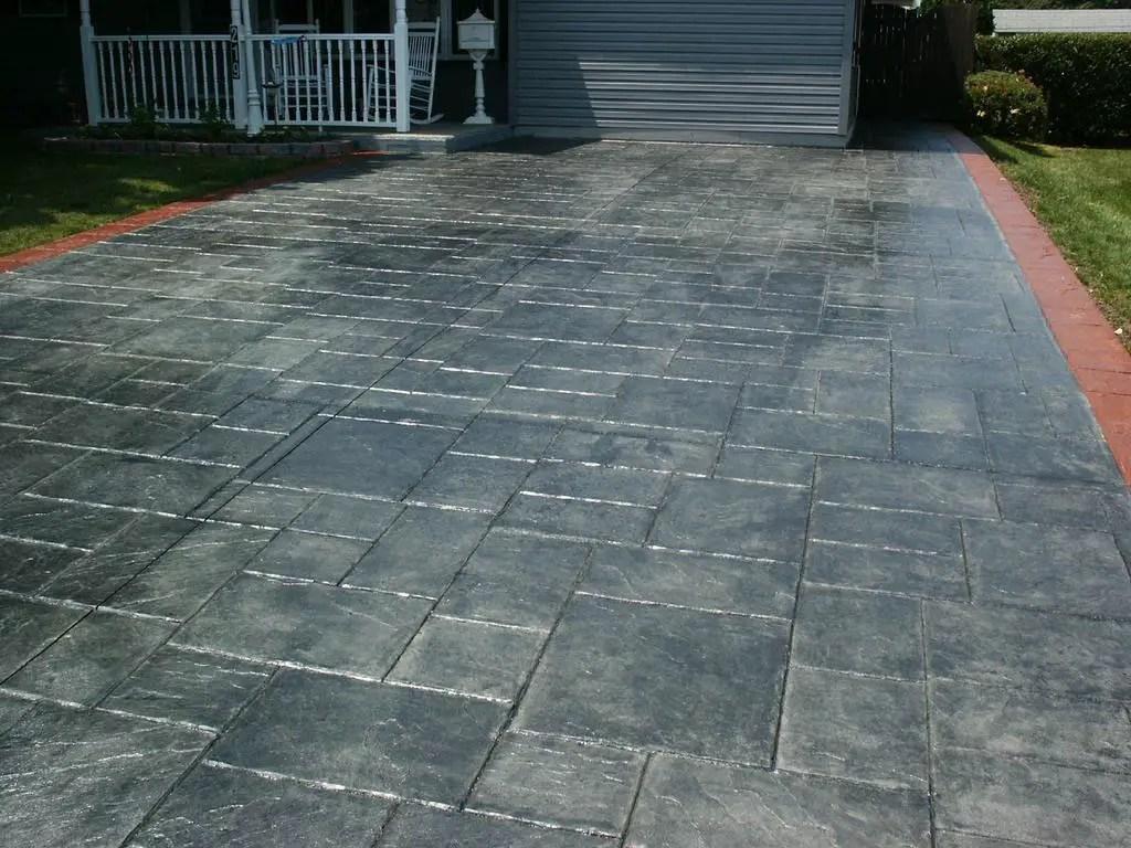 Design Your Own Deck Home Depot Stamped Concrete Concreteideas