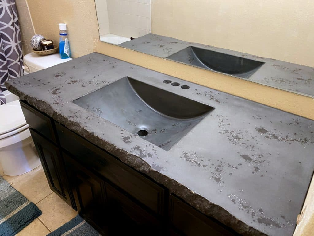 bathroom archives concrete in disguise