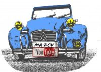 Chaine YouTube : Ma 2 CV