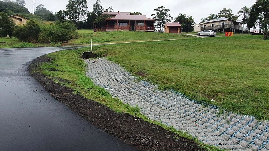 Upgrade Stormwater Drains at Lismore – 0111