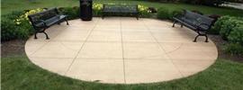 Concrete Patio Cost on Simple Concrete Patio Designs id=51182