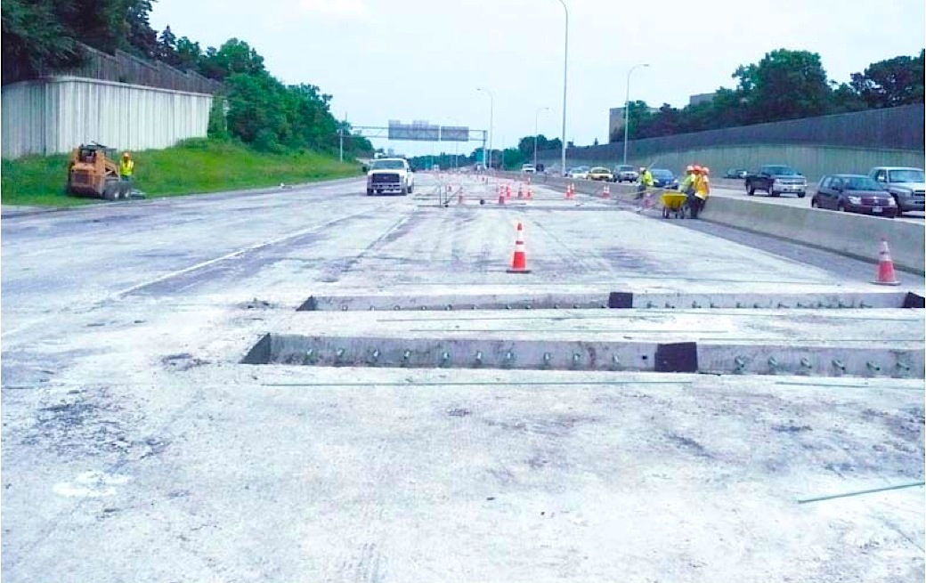 New Pavement Surface Technique Balances Quietness & Safety on I-394 in Minnesota, USA