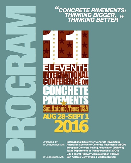 11th ICCP PROGRAM Updated: Student Papers, Workshops, Plenary & Podium Sessions, and More . . .