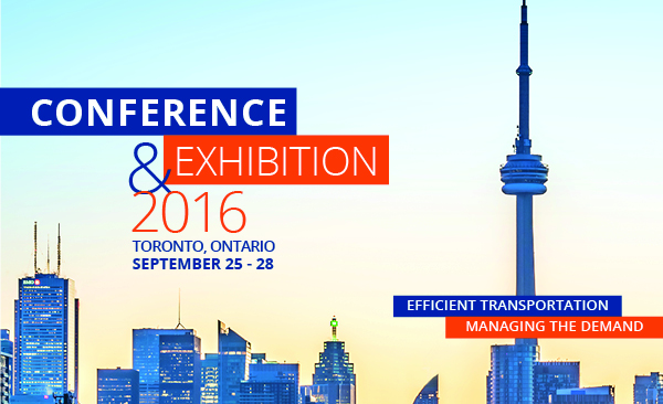 Canada: TAC 2016 Conference and Exhibition to be Held in Conjunction with TAC Meetings, Sept. 22-28