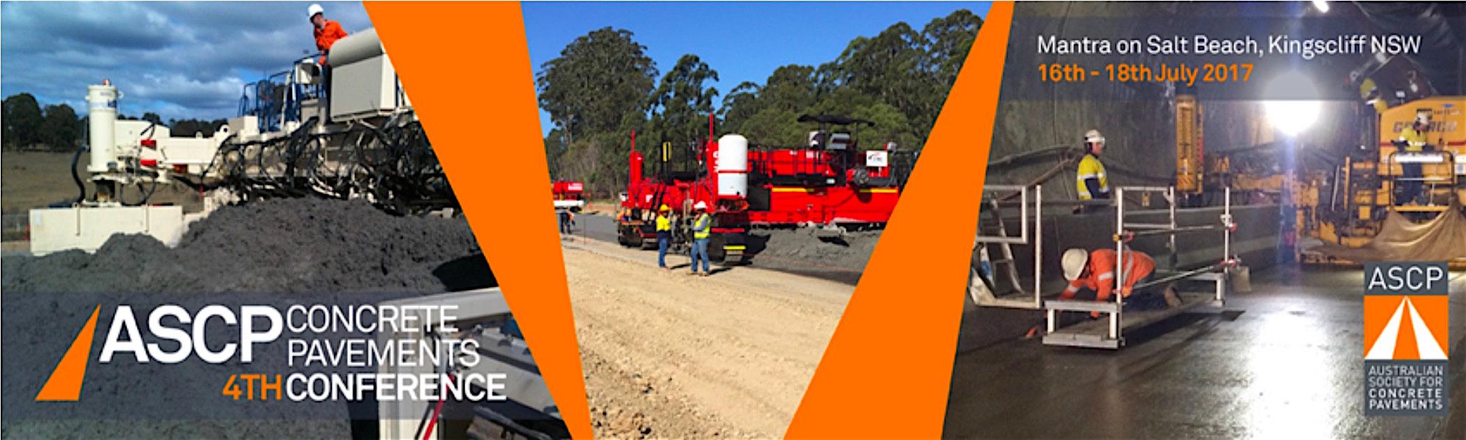 Australia: ASCP 4th Concrete Pavements Conference 2017 Update
