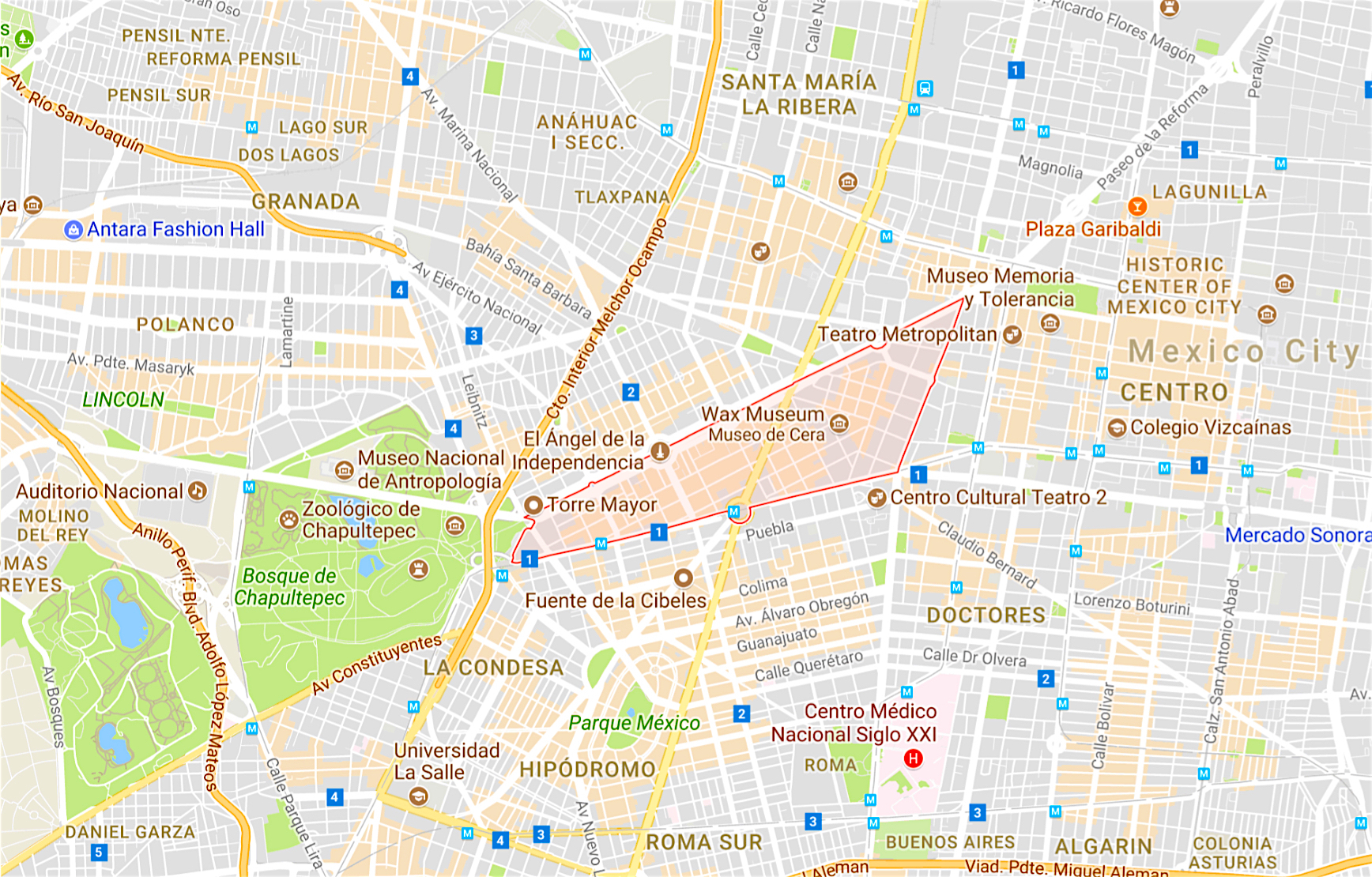Iconic 'Zona Rosa', Mexico City, Mexico, Renovated with ... on century iii mall map, loose park map, saint louis galleria map, first colony mall map, palisades center map, destiny usa map, lycoming mall map, jefferson pointe map, ed dames safe sanctuary map, patrick henry mall map, lee's summit map, rivertown crossings map, the greene map, convention center map, westgate mall map, york galleria map, monroeville mall map, chesterfield towne center map, power & light district map, victoria mall map,