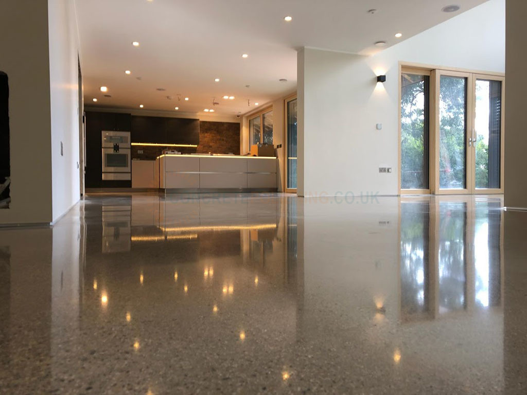 Concrete Polishing Malvern Worcestershire