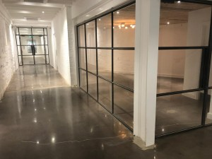 polished concrete floors scotland