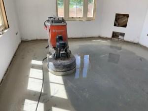 polished concrete Buckinghamshire