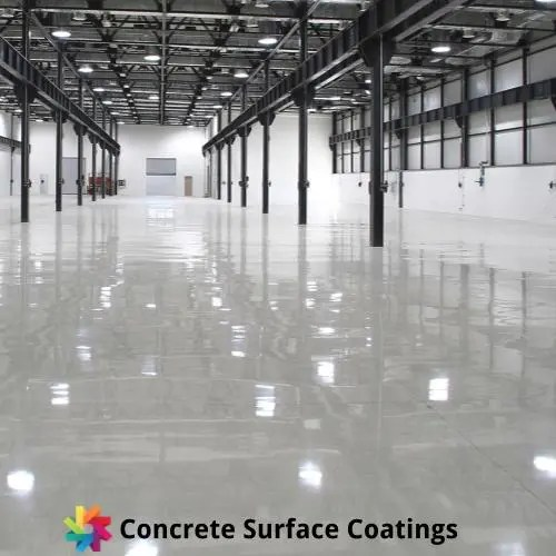 Warehouse Factory Floor Coatings - Concrete Surface Coatings