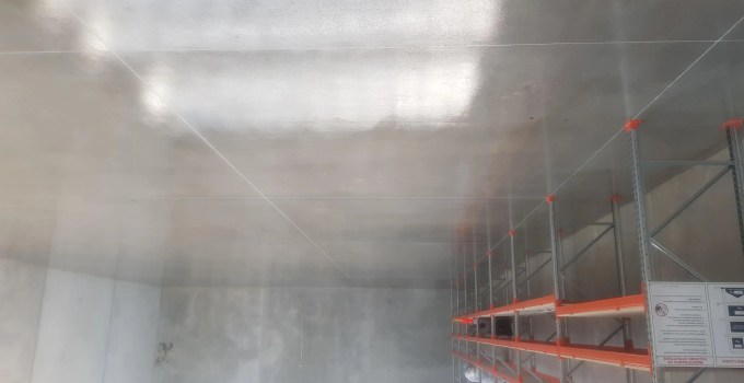 Sunbury Warehouse Concrete Floor Sealer 1