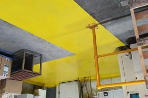 Dandenong Food Storage Warehouse Floor Coating 1