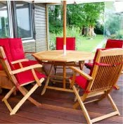 how to remove mold on outdoor furniture