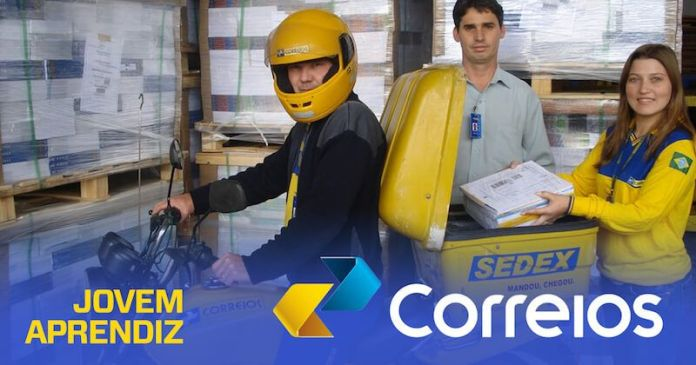 Correios anuncia Processo Seletivo com 4.983 vagas