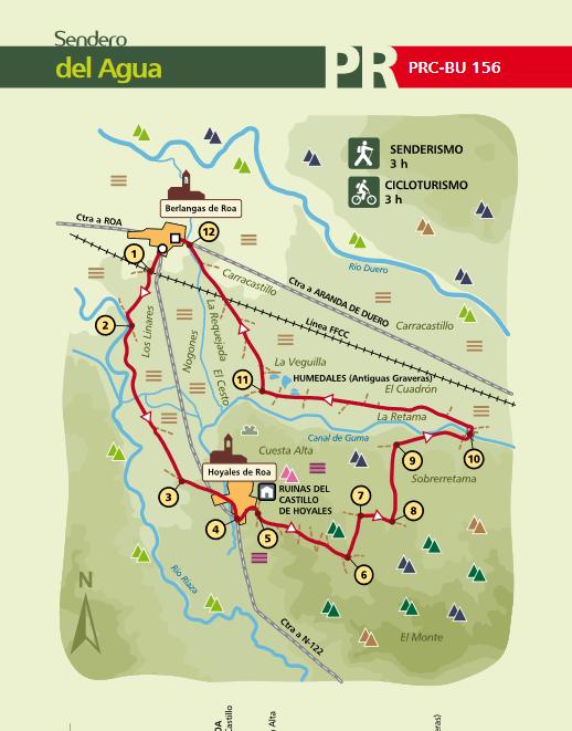 Mapa PRC-BU-156