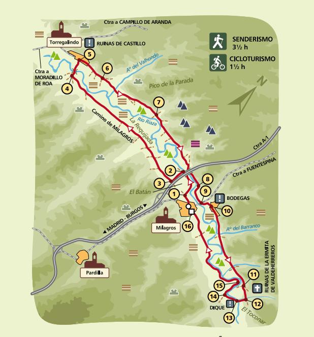 Mapa PRC-BU-165