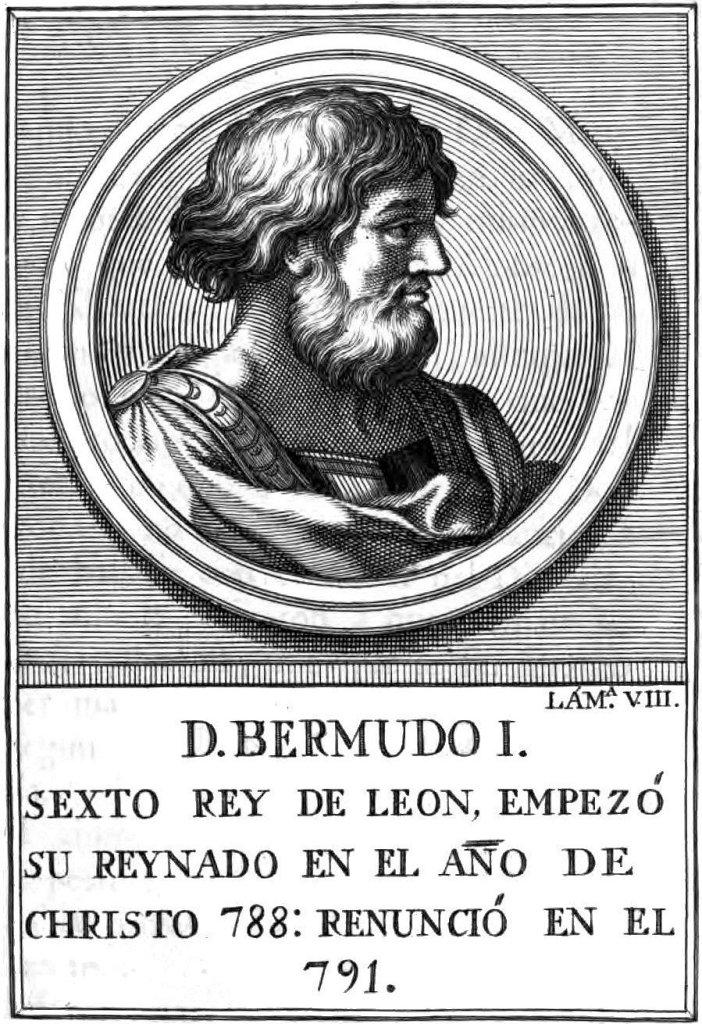 Bermudo I de Asturias