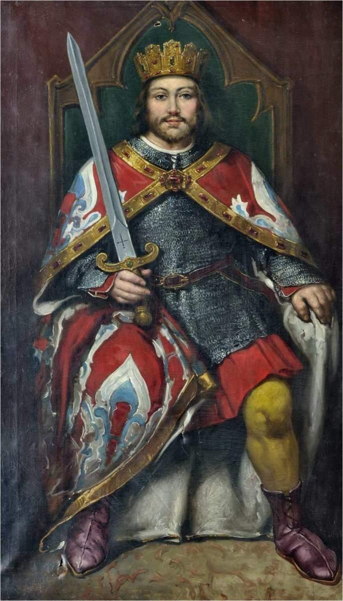 Sancho I, el Gordo o el Craso, rey de León