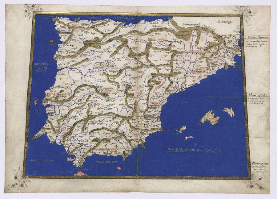 Geografía de Ptolomeo