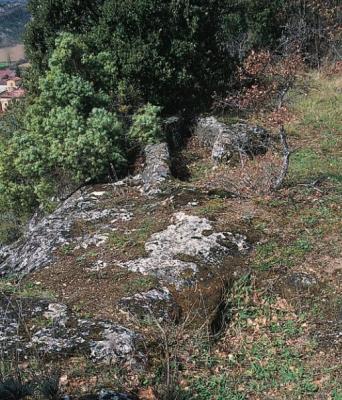 Necrópolis de San Martín de Herrán