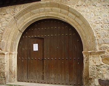 El llamado Palacio de Fernán González